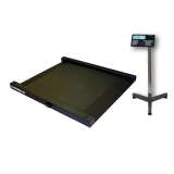 4D-LM весы моноблочные (накатные)