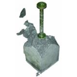 Тензорезисторный закладной датчик для бетона ТЗБ