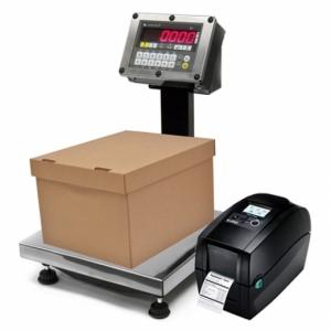Прямое подключение принтера к весам