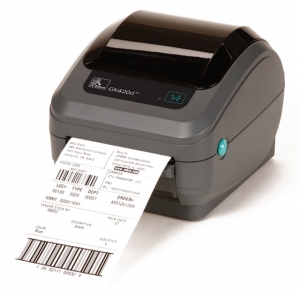 Принтер печати этикеток ZEBRA GK420d