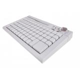 Программируемая POS-клавиатура S78A, USB, white, with paper legend