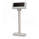 Дисплей покупателя VFD Flytech P07303-ll, NEW MCU 2*20 22/9 cm Pole+Base