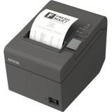 Чековый принтер Epson TM-T20II (003): USB+Ethernet, PS, EDG, EU, C31CD52003
