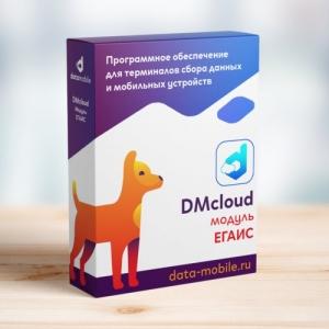 DMcloud: модуль ЕГАИС программное обеспечение для терминалов сбора данных и мобильных устройств