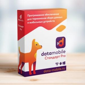 DataMobile Стандарт Pro программное обеспечение для терминалов сбора данных и мобильных устройств