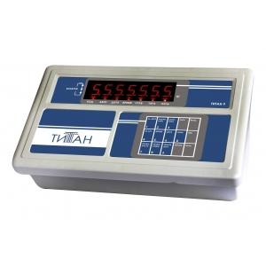 Весовой индикатор ТИТАН 9 и 9п (с принтером)