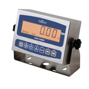 Весовой индикатор ТИТАН Н22ЖС (LCD)