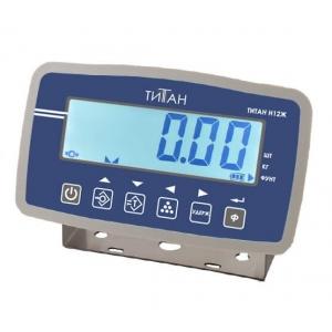 Весовой индикатор ТИТАН Н12Ж (LCD)