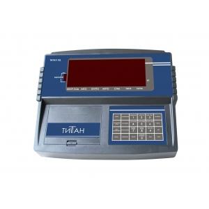 Весовой индикатор для цифровых датчиков ТИТАН 3Ц