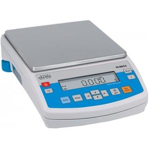Лабораторные весы Radwag серии PS…/C/1 – стандартный LCD дисплей