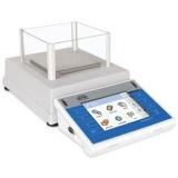 Лабораторные весы Radwag серии PS_/Y – сенсорный дисплей