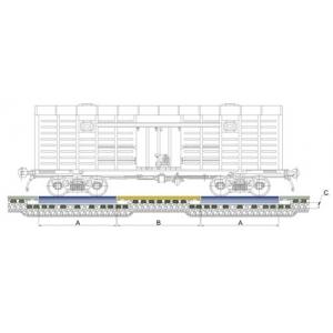 Весы железнодорожные ВТВ-1СБ