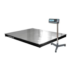 Платформенные весы модель 4D-P